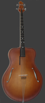 Acoustic Bass Guitar